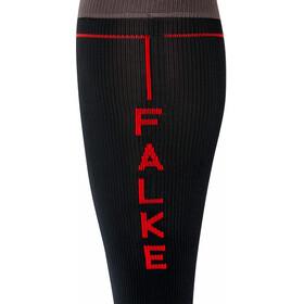 Falke Energizing Tube Calf Sleeves Women black